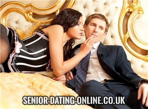 Dating Generous Older Men