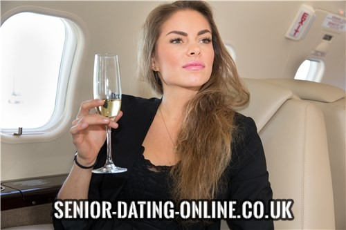 Dating generous older men - why compromise when you have high standards?